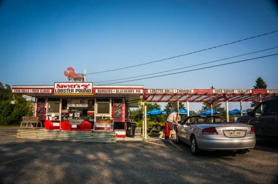 Lobster Shack Seawall Acadia
