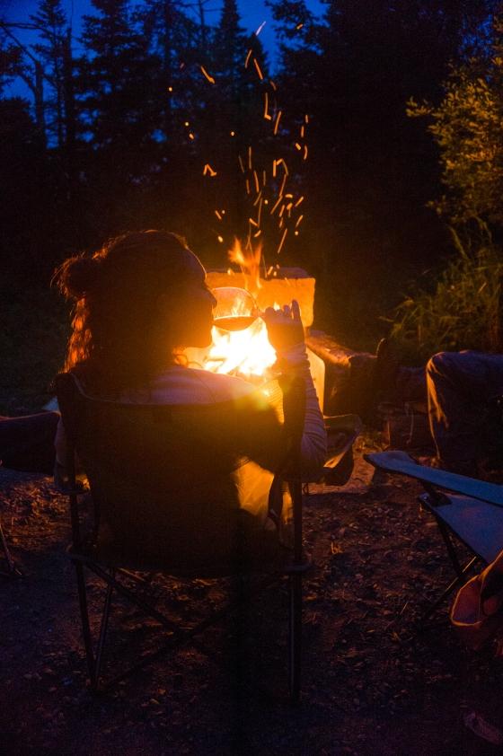 Seawall Campground Acadia National Park